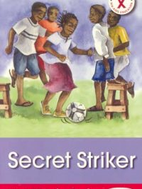 HIV AIDS Action Reader: Secret Striker