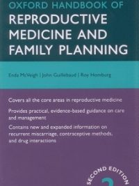The Oxford Handbook of Reproductive Medicine & Family Planning