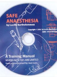 Safe Anaesthesia CD