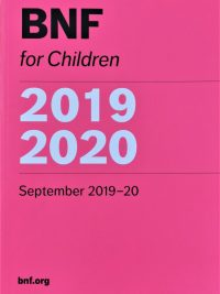 BNF for Children 2019 2020