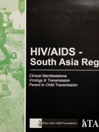 HIV AIDS South Asia Region CD