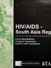 HIV AIDS South Asia Region CD