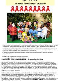 PARE E PENSE Um Teatro Das Marionetas Educativas