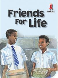 JAWS HIV/AIDS Reader: Friends for Life