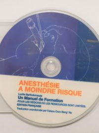 Safe Anaethesia French CD