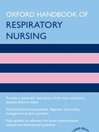 Handbook of Respiratory Nursing