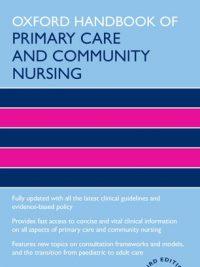 Primary Care and Community Nursing